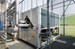 Sistema refrigeração chiller