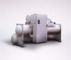Sistemas de água gelada chiller