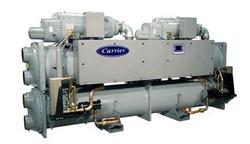 Centrais de refrigeração industrial