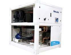 Sistemas de água gelada industrial