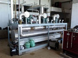 Central de refrigeração chiller
