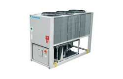 Unidades de água gelada industrial